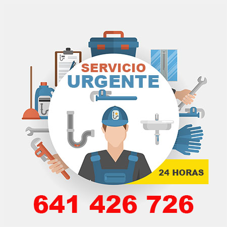 fontaneros urgentes en Barrio de Salamanca